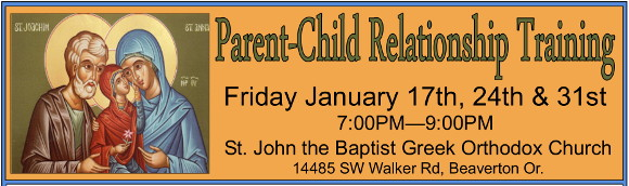 2014 Parenting Retreat