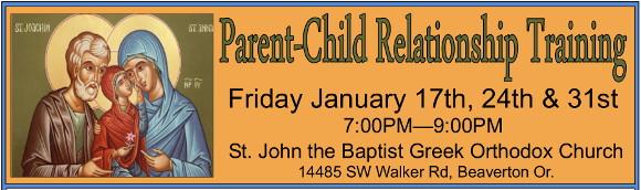 2014 Parenting Retreat