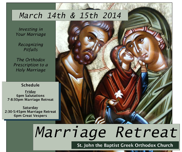 2014 Marriage Retreat