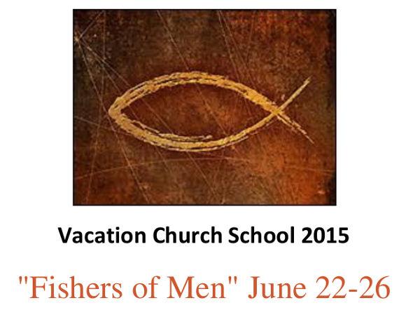 2015 Vacation Church School