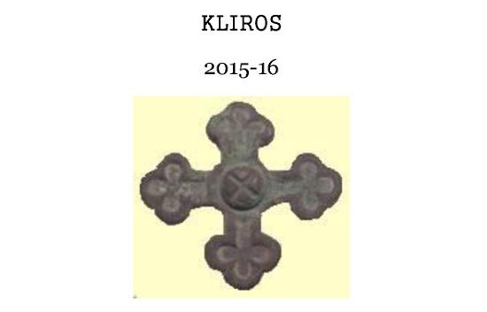 2015-16 KLIROS