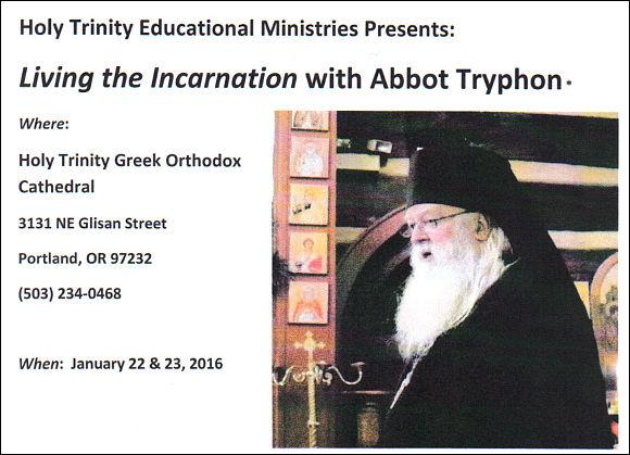 2016 Abbot Tryphon